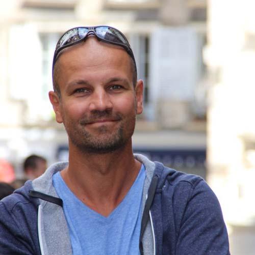 André Regber